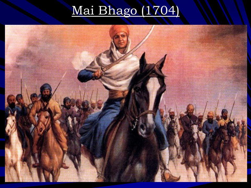 Mai Bhago (1704)