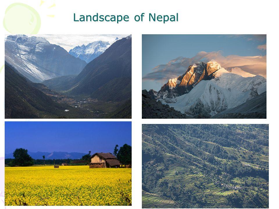 Landscape of Nepal