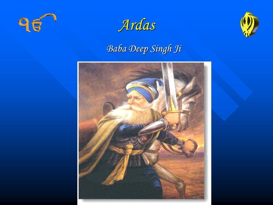 Ardas Baba Deep Singh Ji