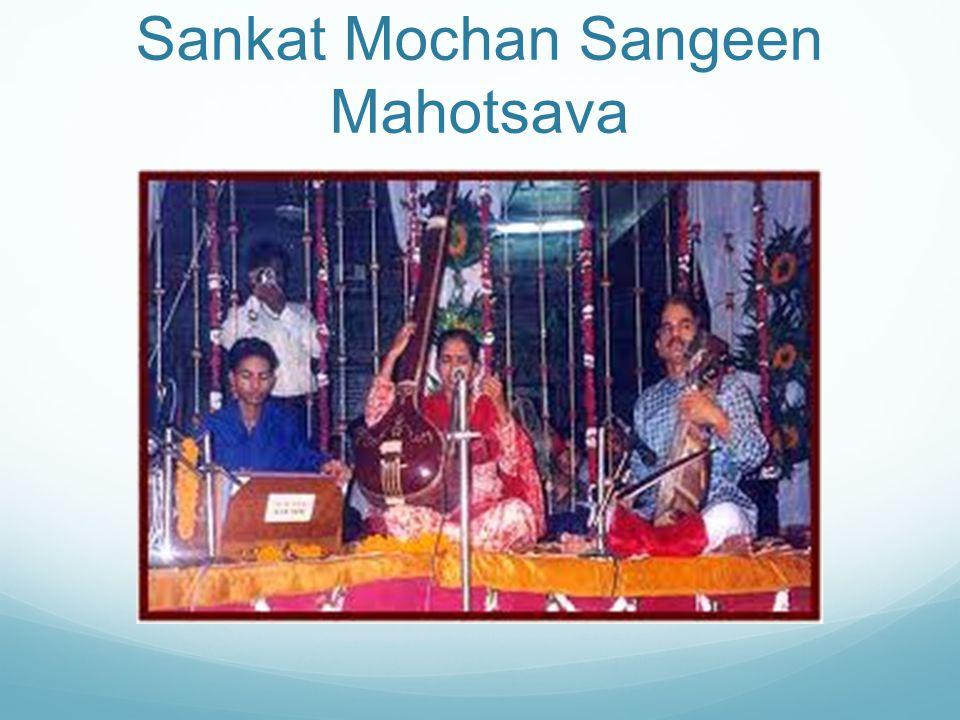 Sankat Mochan Sangeen Mahotsava