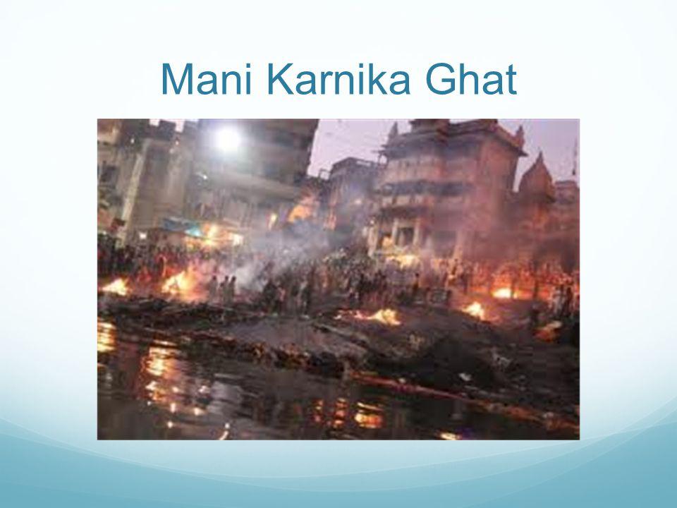 Mani Karnika Ghat