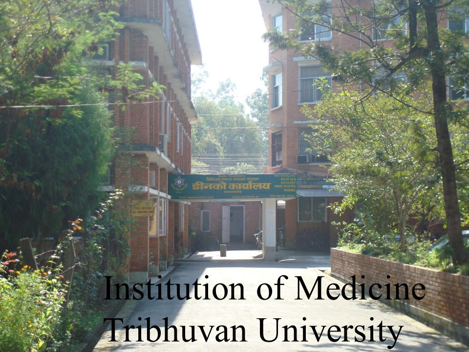 Institution of Medicine Tribhuvan University