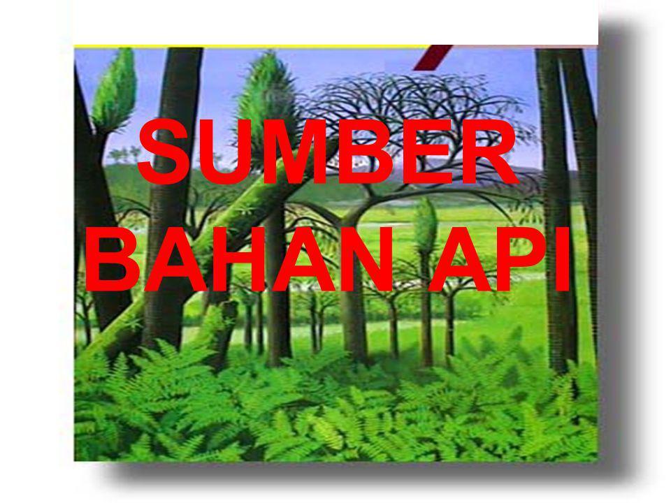40 SUMBER BAHAN API