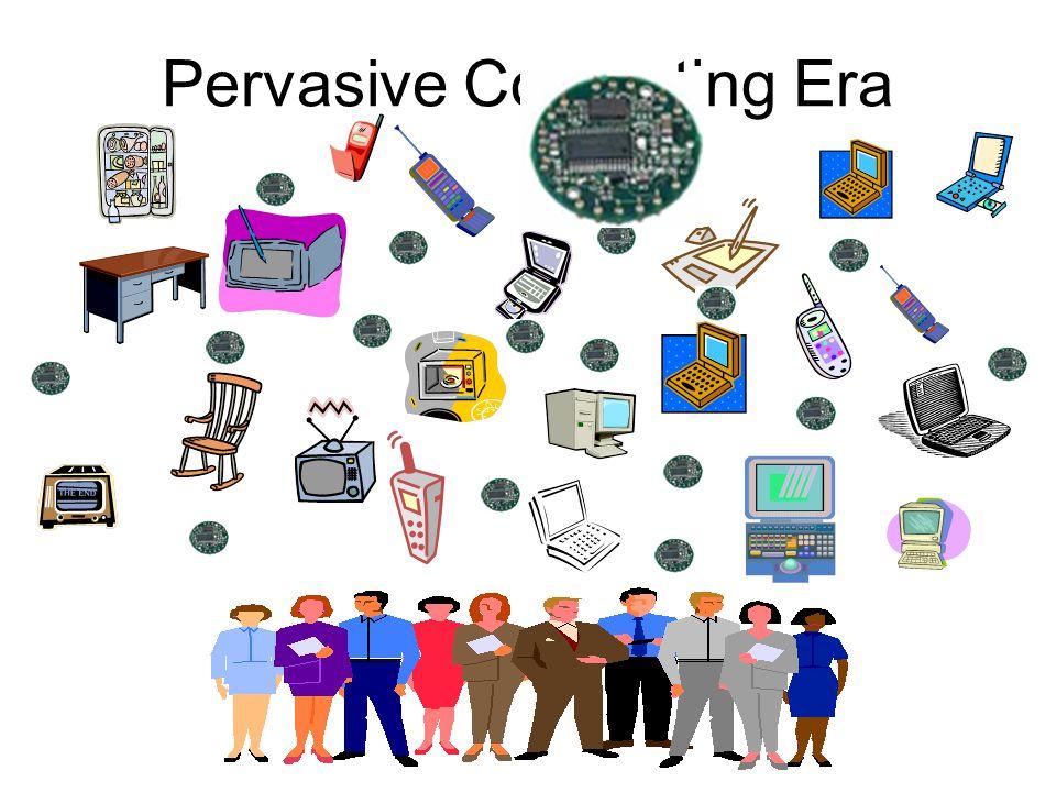Pervasive Computing Era