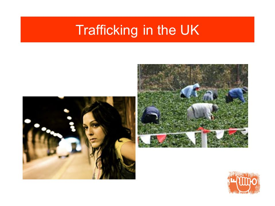 Trafficking in the UK