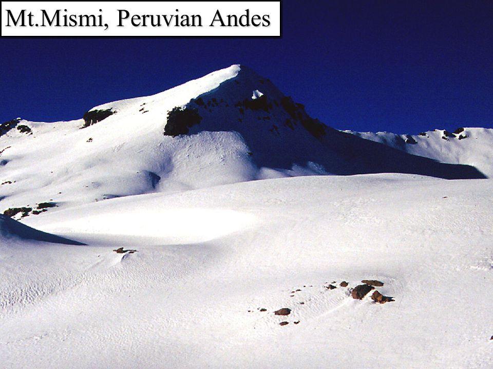 Mt.Mismi, Peruvian Andes