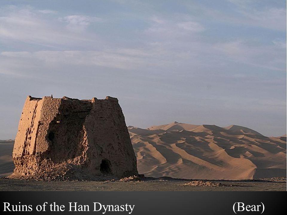 Ruins of the Han Dynasty (Bear)