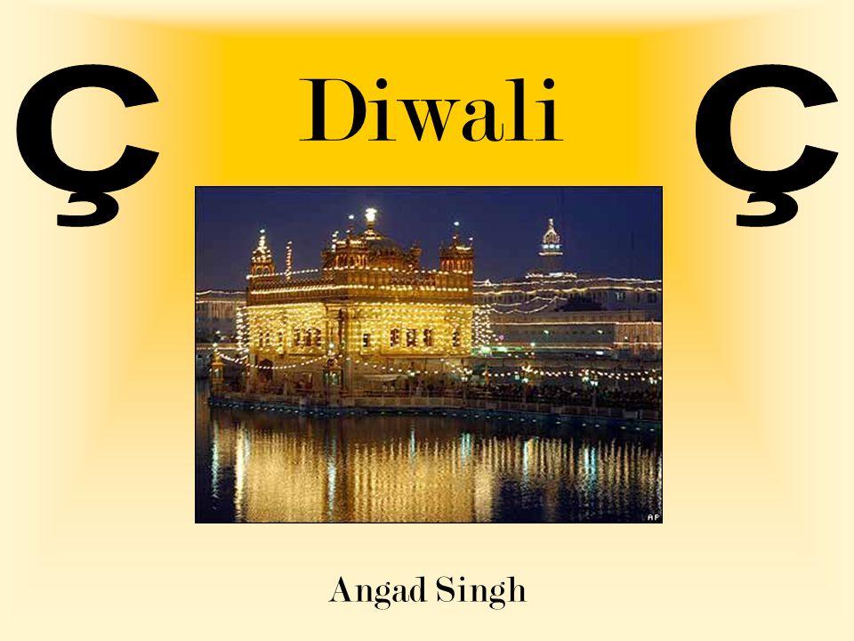 Diwali Angad Singh