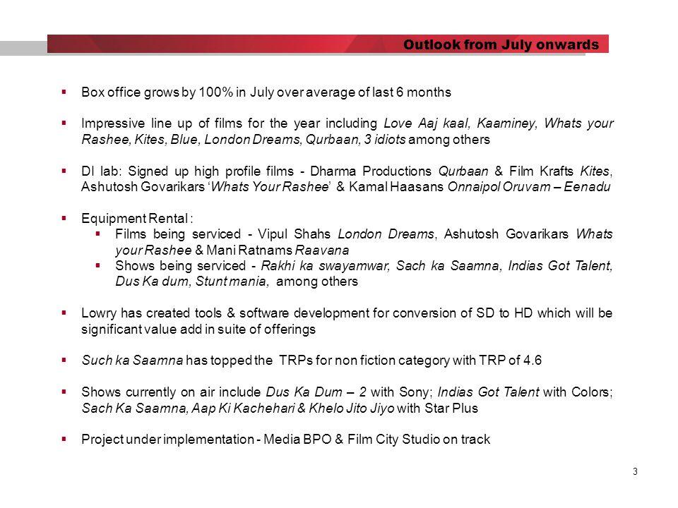 Financials Q1 10 4 PeriodApr Jun 09Apr Jun 08Variance Motion Picture Processing Revenue.