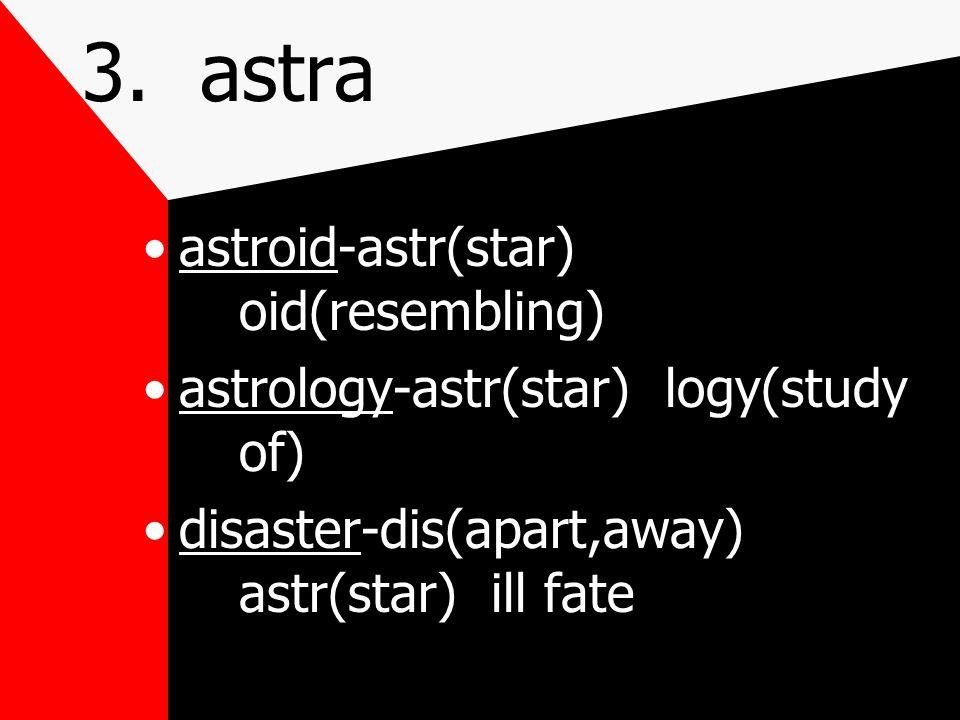3. astra star