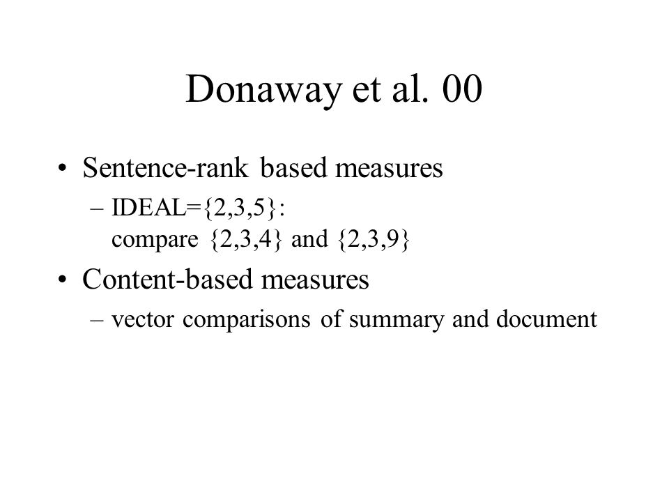 Donaway et al.