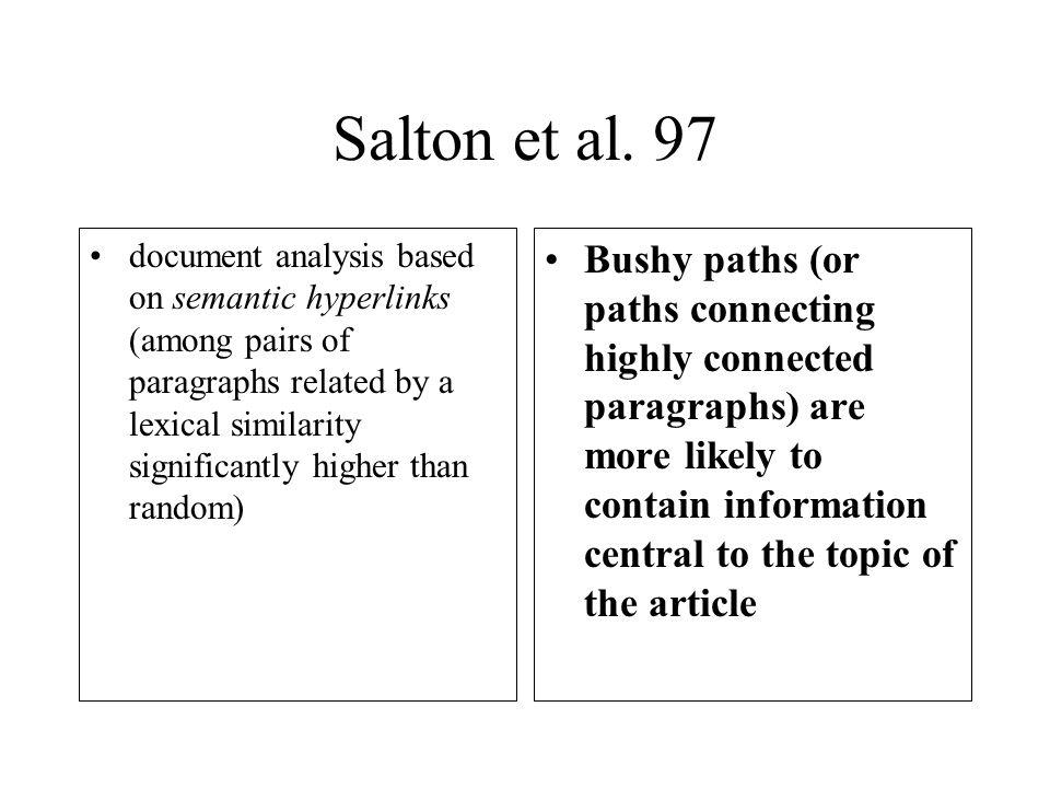 Salton et al.