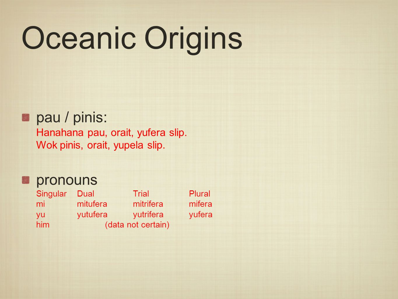 Oceanic, in modern HCE, not in data stap / stei durative: Ai laik stei tok stori.