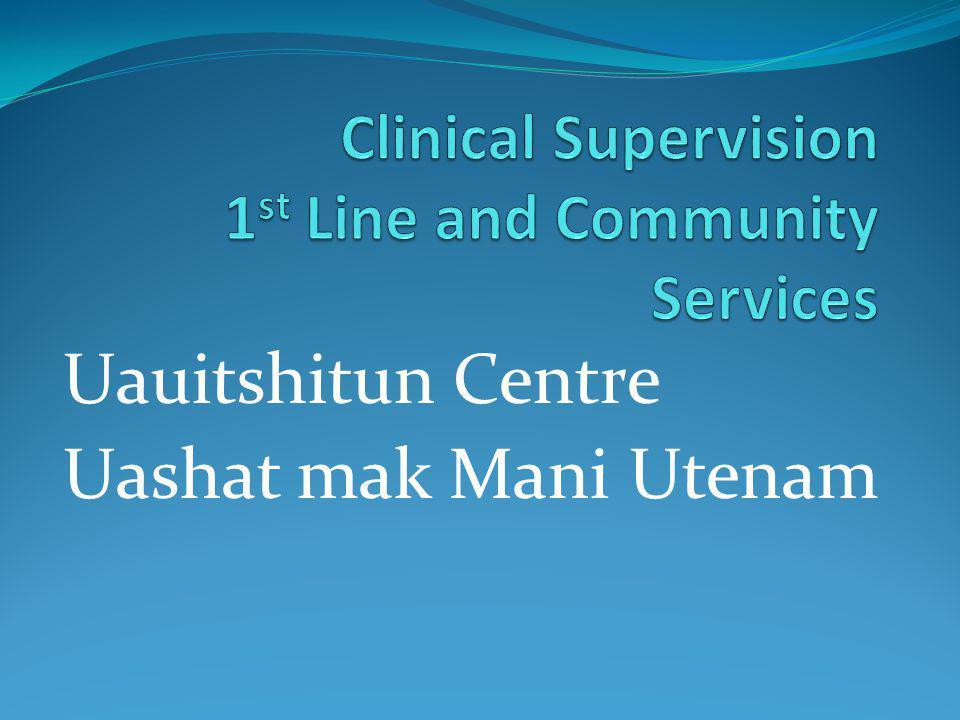 Uauitshitun Centre Uashat mak Mani Utenam
