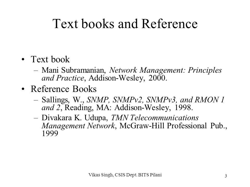Client/Server Examples 23 Vikas Singh, CSIS Dept. BITS Pilani