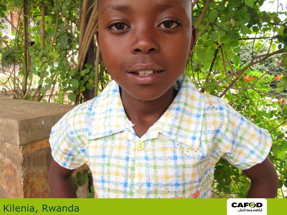 Kilenia, Rwanda