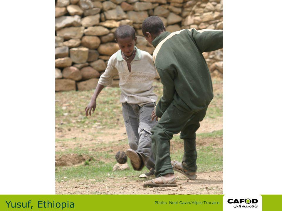 Yusuf, Ethiopia Photo: Noel Gavin/Allpix/Trocaire