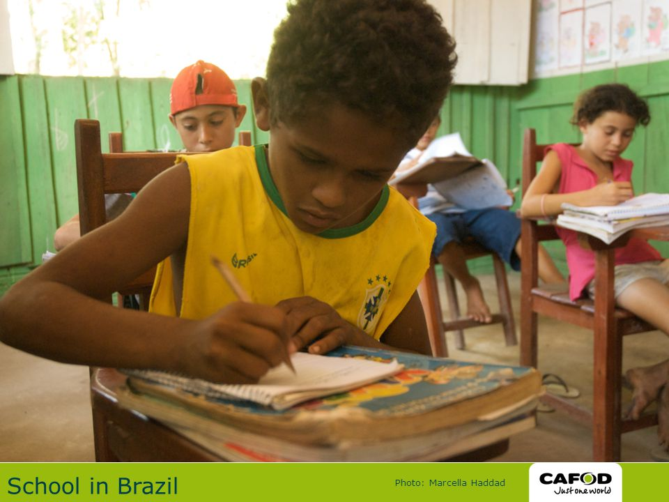 School in Brazil Photo: Marcella Haddad