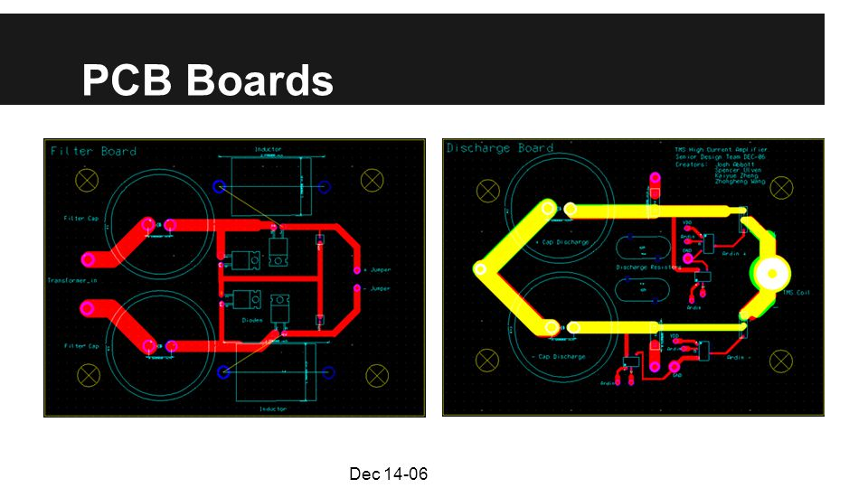 PCB Boards Dec 14-06