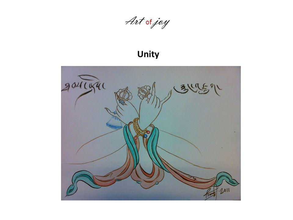 Unity A rt of joy