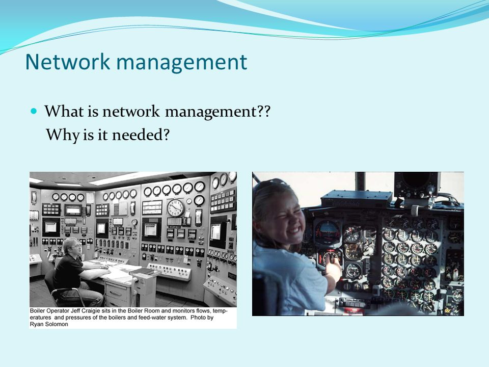 Network management What is network management Why is it needed