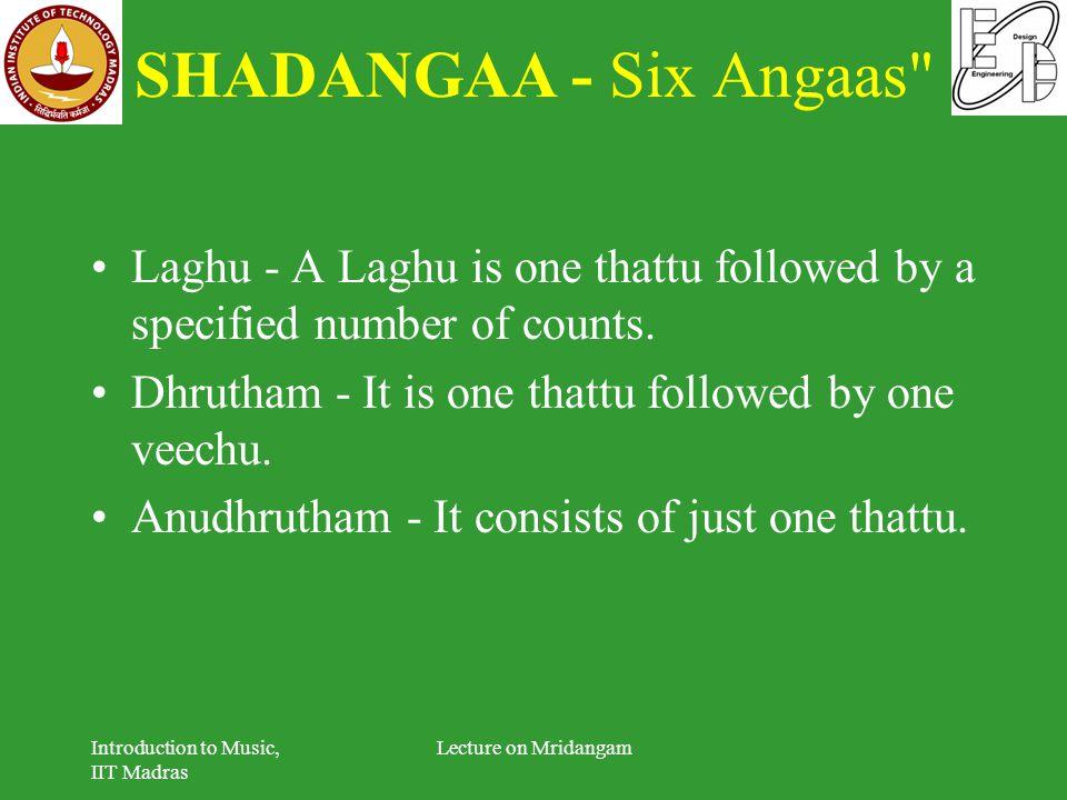 SHADANGAA - Six Angaas