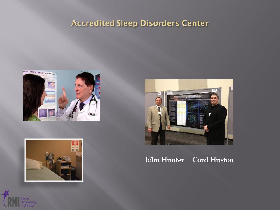 John Hunter Cord Huston