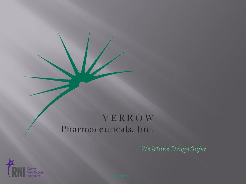 We Make Drugs Safer Confidential