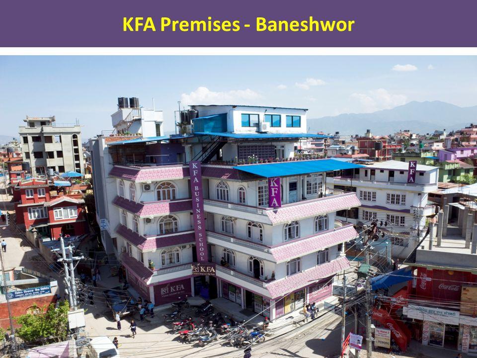 KFA Premises - Baneshwor