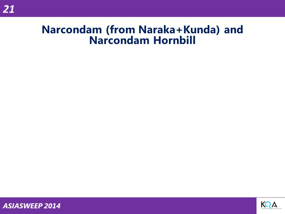 ASIASWEEP 2014 Narcondam (from Naraka+Kunda) and Narcondam Hornbill 21