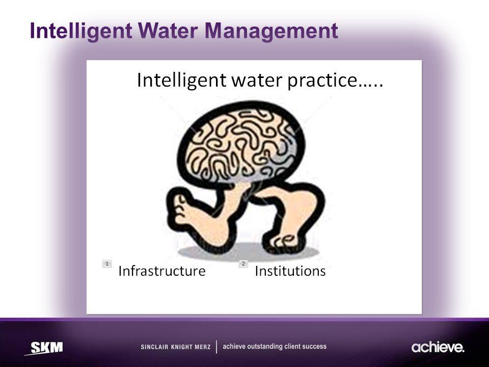 Intelligent Water Management