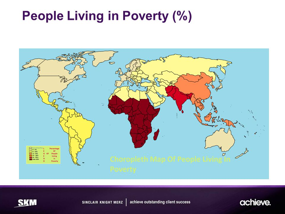 People Living in Poverty (%)
