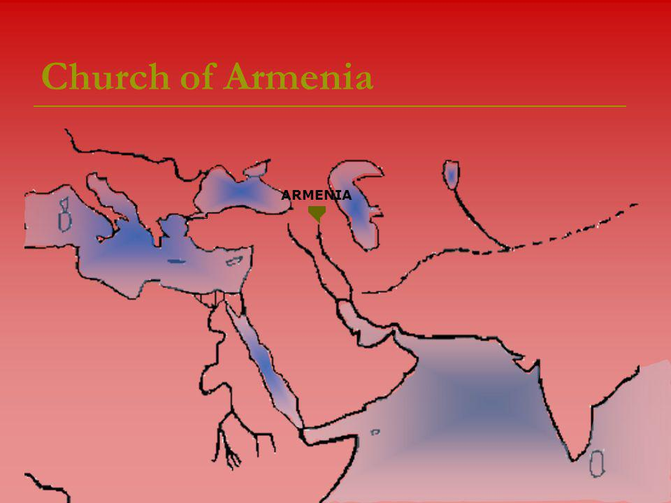 Church of Armenia ARMENIA