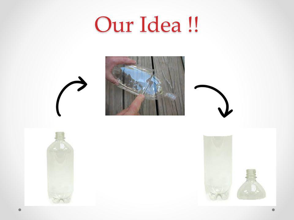 Our Idea !!