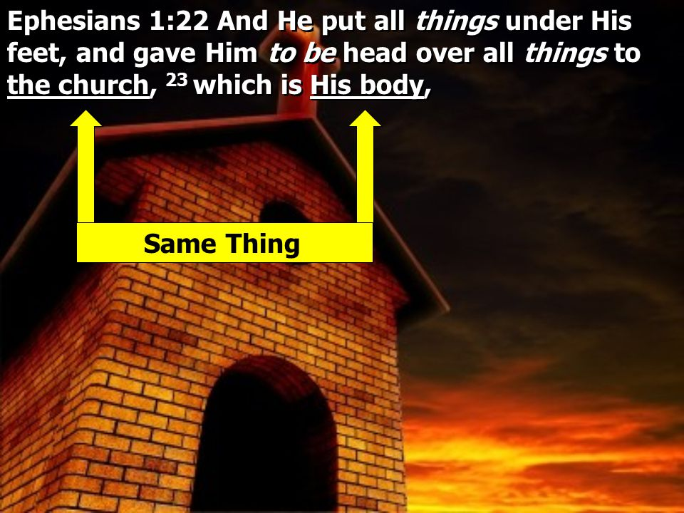 How can we make sure we are part of the body of Christ and will be saved?