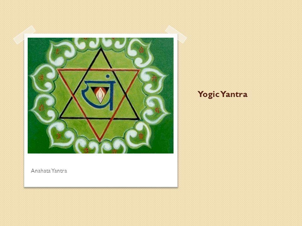 Yogic Yantra Anahata Yantra