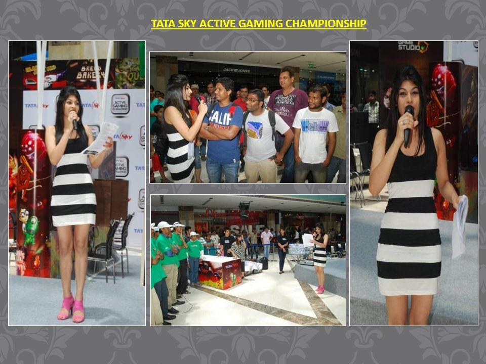 TATA SKY ACTIVE GAMING CHAMPIONSHIP