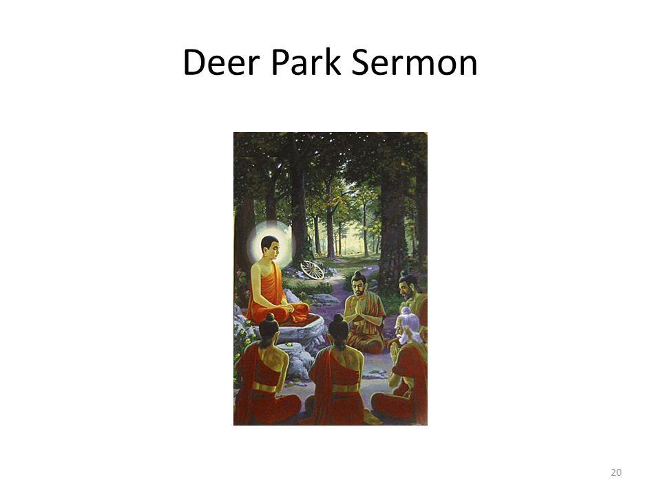 Deer Park Sermon 20