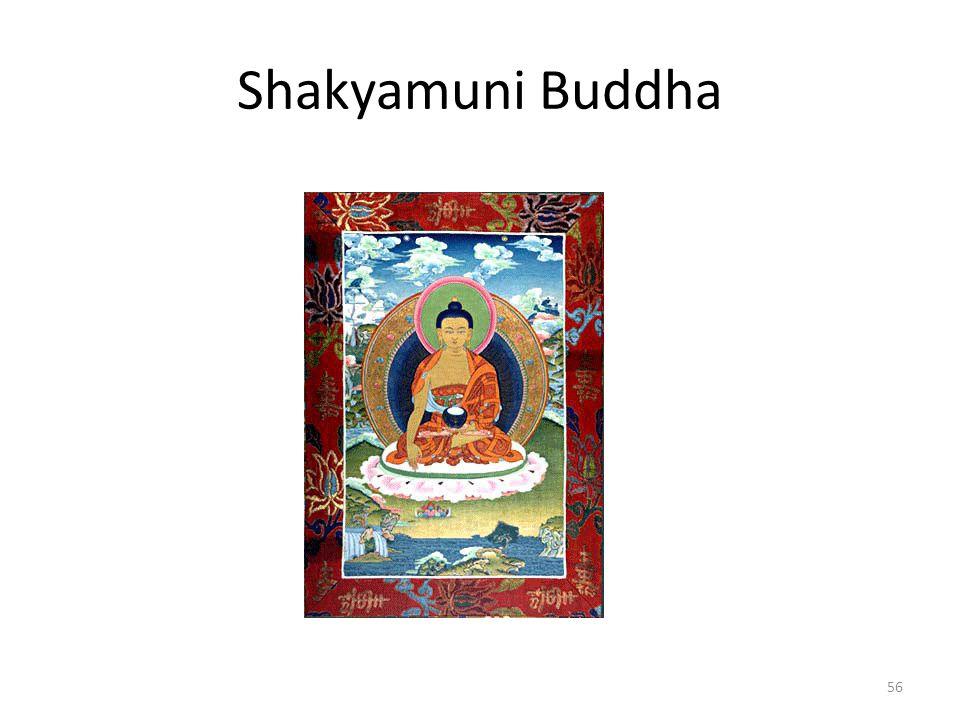 Shakyamuni Buddha 56