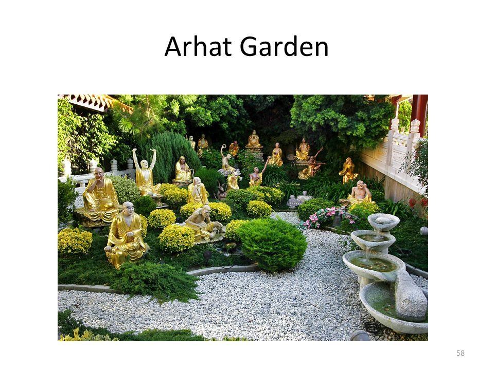 Arhat Garden 58