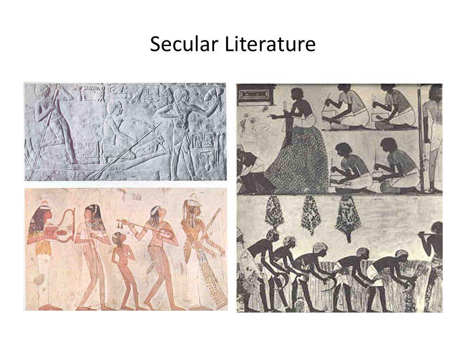Secular Literature
