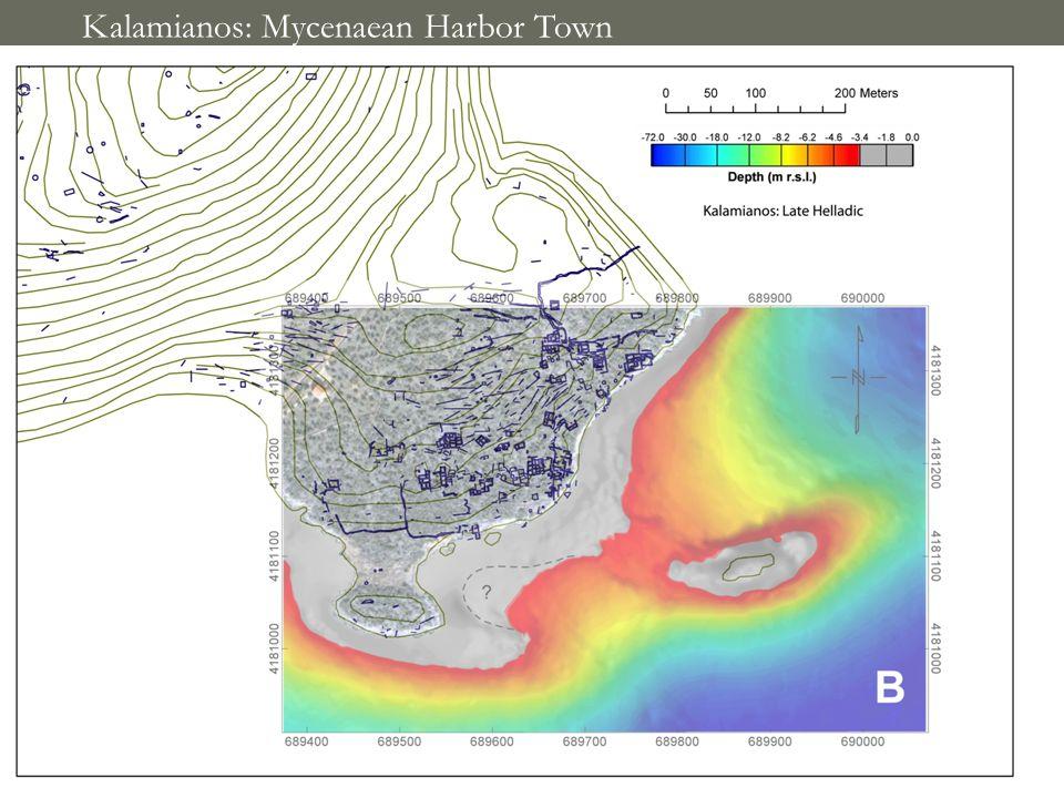 Kalamianos: Mycenaean Harbor Town