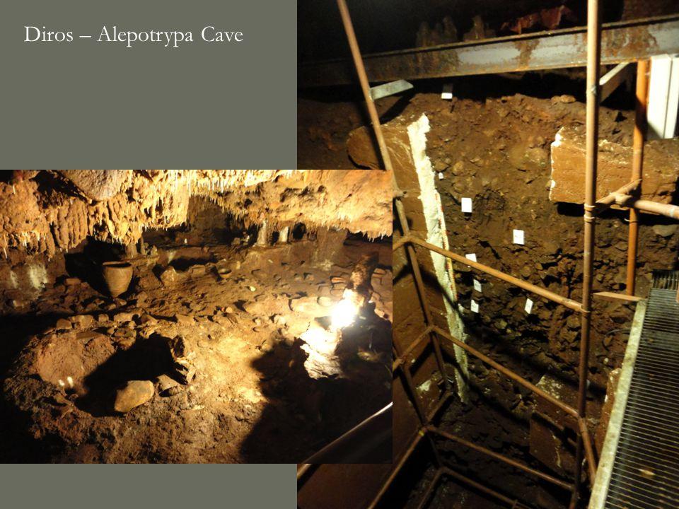 Diros – Alepotrypa Cave