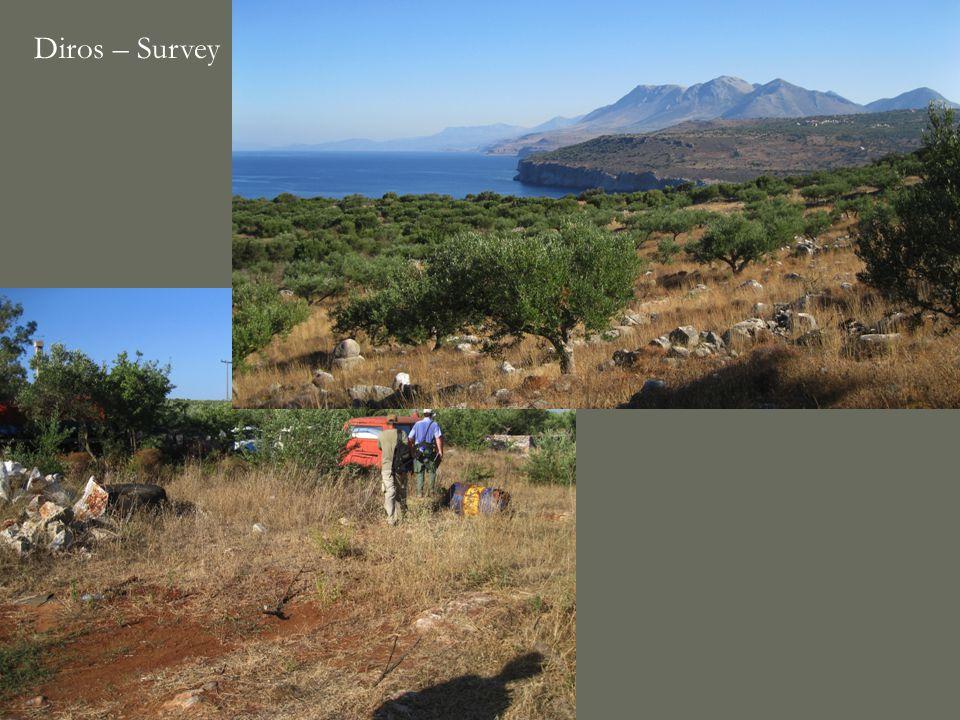 Diros – Survey