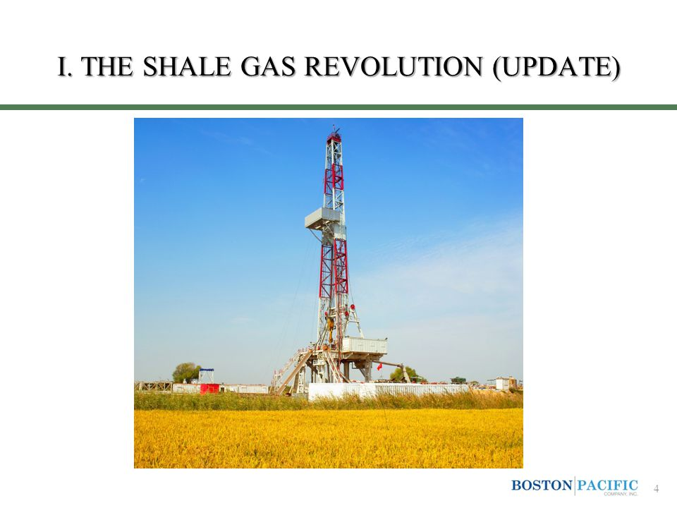 I. THE SHALE GAS REVOLUTION (UPDATE) 4