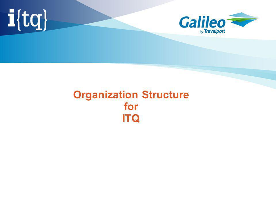 Organization Structure for ITQ