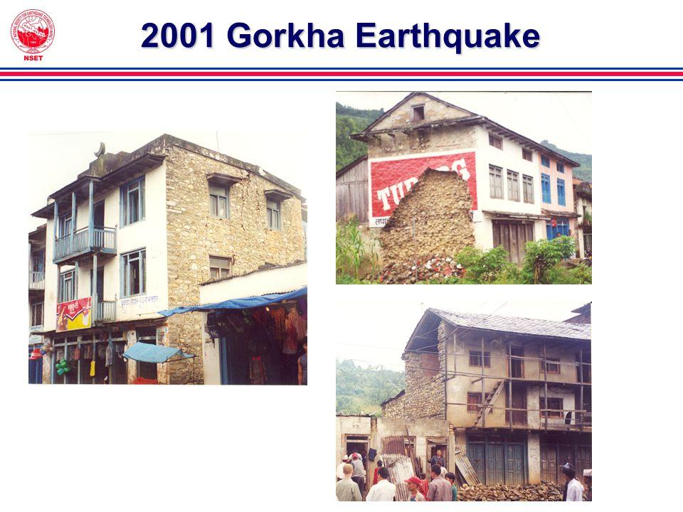 2001 Gorkha Earthquake