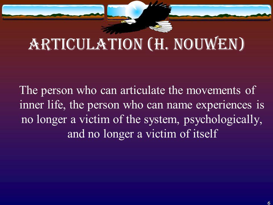 6 Articulation (H.