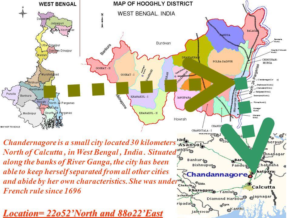 Area = 22.03 sq km Population= 1,62,146 (2001 Census) Growth /annum=3.0% Total no.
