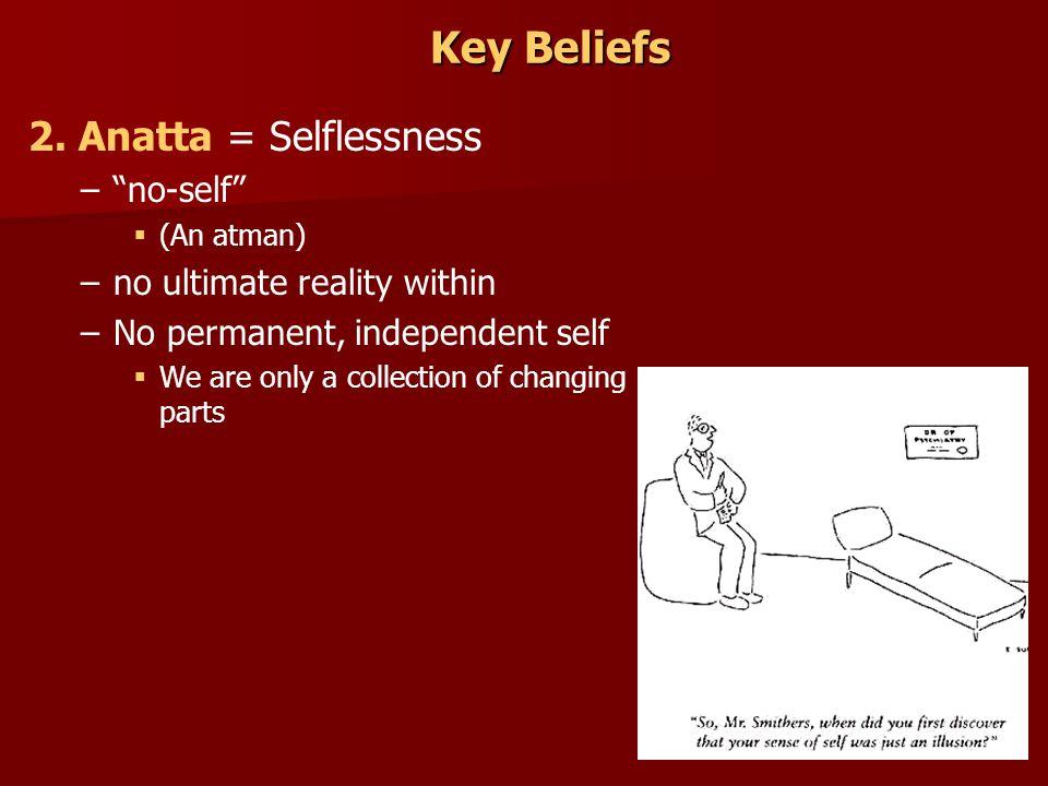 Key Beliefs 2.